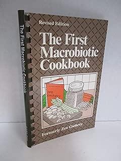 First Macrobiotic Cookbook
