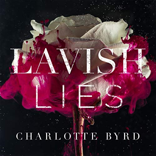 Lavish Lies audiobook cover art