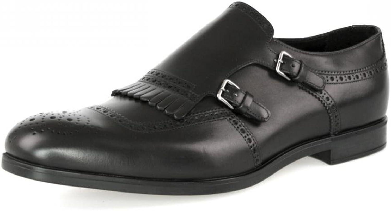 Prada Herren Jacke 2of002 Full Brogue Leder Business Business Business Schuhe B0176ZLYY2  f05f13