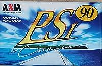 AXIA オーディオカセットテープ ノーマル 90分 PS-1