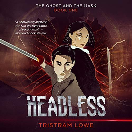 Headless audiobook cover art