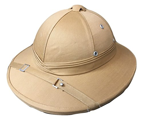 Funny Fashion Chapeau Colonial - Taille Unique