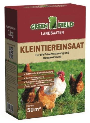 Rasensamen/Kleintiereinsaat 1 kg für ca. 50 m²
