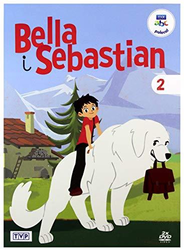 Bella i Sebastian cz. 2 [2DVD] (Keine deutsche Version)