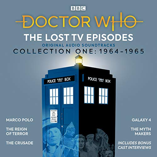 Doctor Who: The Lost TV Episodes Collection One 1964-1965: Narrated full-cast TV soundtracks