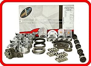 Master Engine Rebuild Kit FITS: 86-92 Chevrolet SBC 350 5.7L V8 w/Stage-2 HP Cam & Flat-Top Pistons