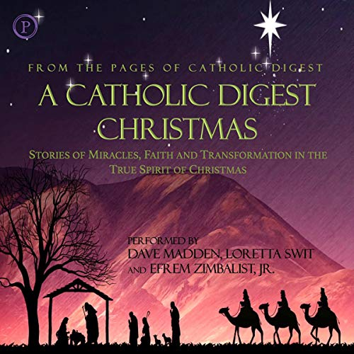 A Catholic Digest Christmas cover art