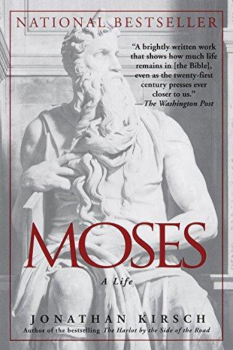 Moses: A Life (English Edition)