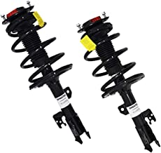 Shoxtec Front Pair (2) Complete Strut Assembly Shock Absorber Coil Spring Kit. Fits 2007-2009 Lexus ES350; 2006-2012 Toyota Avalon; 2007-2011 Toyota Camry (Repl. Monroe 172307, 172308)