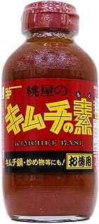 桃屋 キムチの素 お徳用 450g