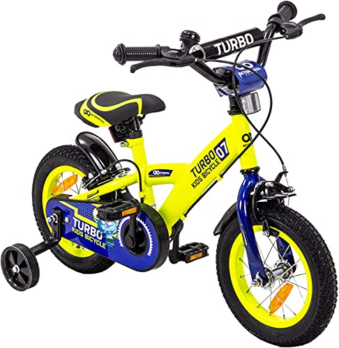 Actionbikes Kinderfahrrad Turbo - 12...