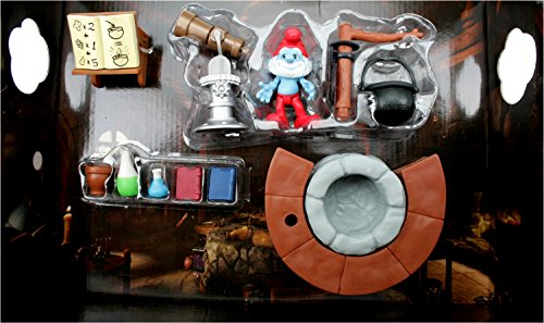 Giochi Preziosi–Puffi Papa Smurf Lab schlumpfhausen