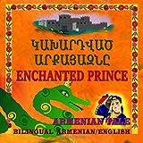 Enchanted Prince, Armenian Tale, Bilingual in Armenian and English: Dual Language, Illustrated Adaptation of Ghazaros Aghayan's Otsamanuk and Arevahat
