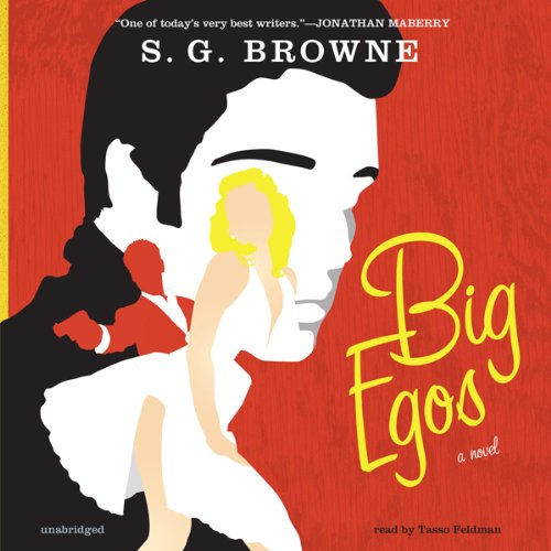 Big Egos audiobook cover art