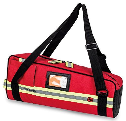EB OXY MID Sauerstoff-Tasche (rot) ohne Inhalt