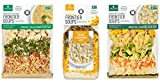 Frontier Soups 3 Flavor Variety Pack: Corn Chowder, Creamy Cauliflower and Broccoli Cheddar (3 Bags Total of Dry Soup Mix, 16 Ounces Each)