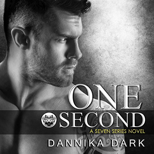 One Second Audiobook By Dannika Dark cover art
