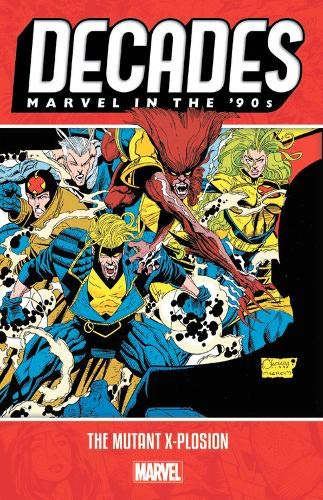 Decades: Marvel in the 90