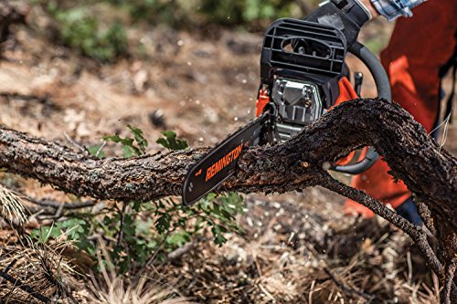 Remington 18-Inch Gas Powered Chainsaw