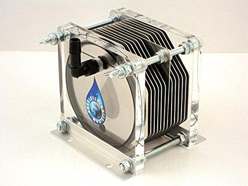 HHO GENERATOR BEC-1500 DRY CELL 13 PLATES 100% INOX HYDROGEN FUEL ECONOMY