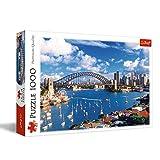 Trefl 1000 Piece Jigsaw Puzzle, Port Jackson, Sydney, Australia