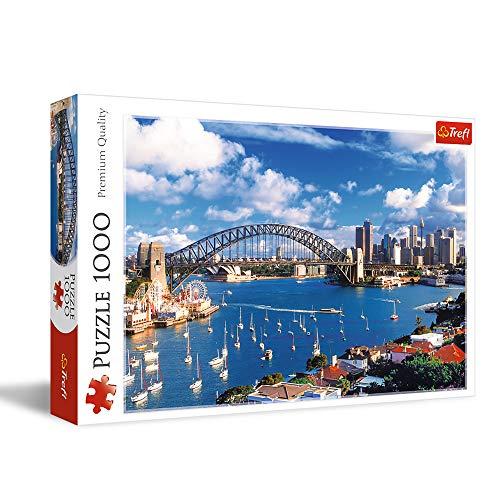 Trefl- Puzzle Port Jackson Sydney, 102062