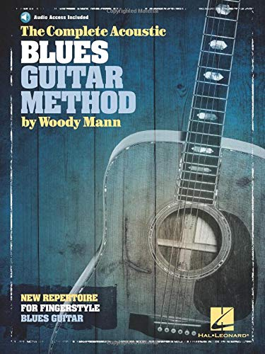 The Complete Acoustic Blues Guitar Method (Book & Download Card): Noten, Lehrmaterial, E-Bundle, Download (Audio) für Gitarre