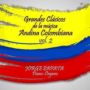Grandes Clásicos de la Música Andina Colombiana, Vol. 2 (Instrumental)