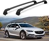 BUSUANZI Auto-Dachträger-Querstab für Buick Enclave 2018 2019 2020, Aluminium-Querstab Ersatz für...