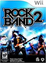 wii rock band games