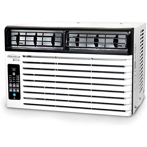 SoleusAir WS206E201B 6,000 BTU Window Air Conditioner