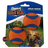 ChuckIt! Medium Ultra Balls 2.5-Inch, by Canine Hardware