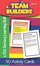 Team Builders Flash Cards for Ages 8-10