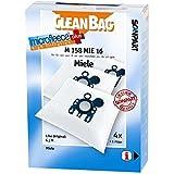 CleanBag M 158 MIE 16 - Bolsas para aspiradoras, 4 bolsas de polvo y 1 filtro