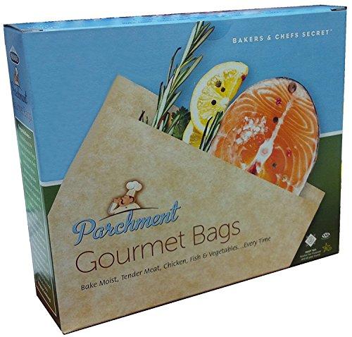 Palisades parchbag7211 parchment paper bags, 7 inches
