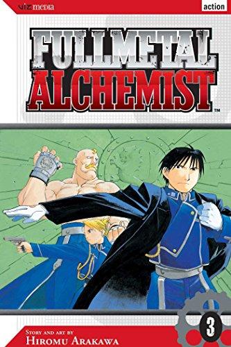 FULLMETAL ALCHEMIST GN VOL 03 (C: 1-0-0)
