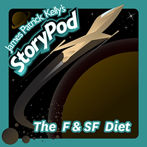 The F&SF Diet  audiobook cover art