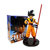 GUANGHHAO Dragon Ball Son Goku Kakarotto Anime Figura 27cm-World First Martial Arts Association Anniversary Classic-Figurine Decoration Ornaments Collectibles Toy Animations Modelo de Personaje