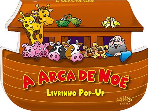 Livrinho Pop-Up: A Arca de Noé