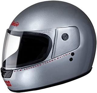 Studds Bravo Helmet Silver Grey (L)