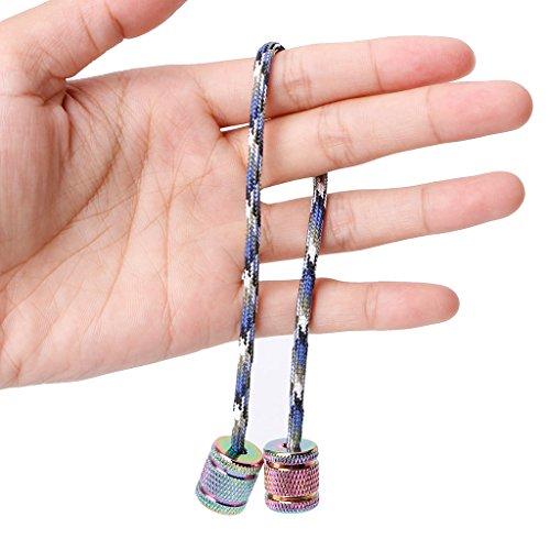 WuLi77 Fidget-Spielzeug, Sorgenperlen, Fingerring, Stressspielzeug für Kinder, Fidget-Spielzeug für Angstgefühle