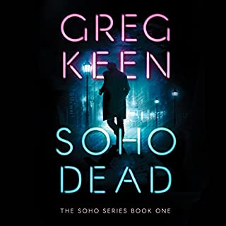 Soho Dead audiobook cover art