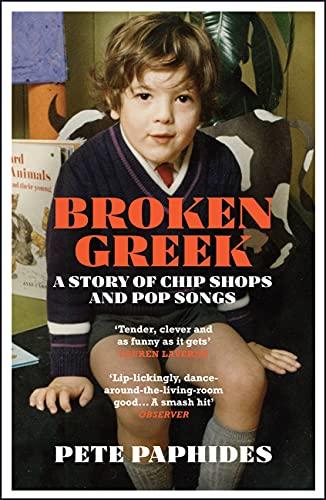 Broken Greek, by Pete Paphides