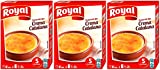 Royal preparado para Crema Catalana 120 gr. - [Pack de 3]