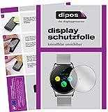 dipos I 6X Protector de Pantalla Compatible con DIGGRO K88H Smartwatch pelicula Protectora Claro