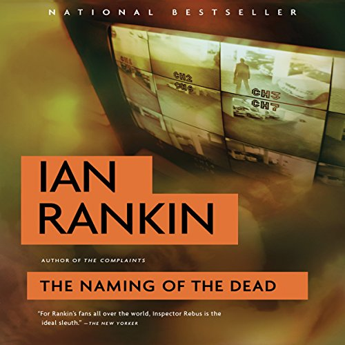 The Naming of the Dead  By  cover art
