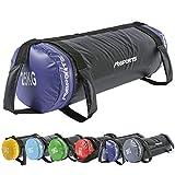 Power Bag Premium 5-30 kg Gimnasio Bag - Saco de arena para gimnasia funcional saco de peso, saco