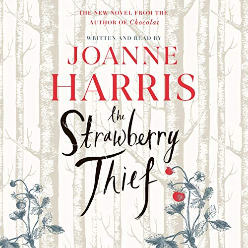 The Strawberry Thief audiobook cover art