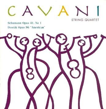 Dvorak, A.: String Quartet No. 12 / Schumann, R.: String Quartet No. 1