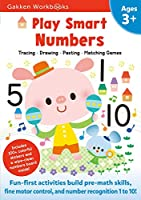 Play Smart Numbers Age 3+: At-home Activity Workbook